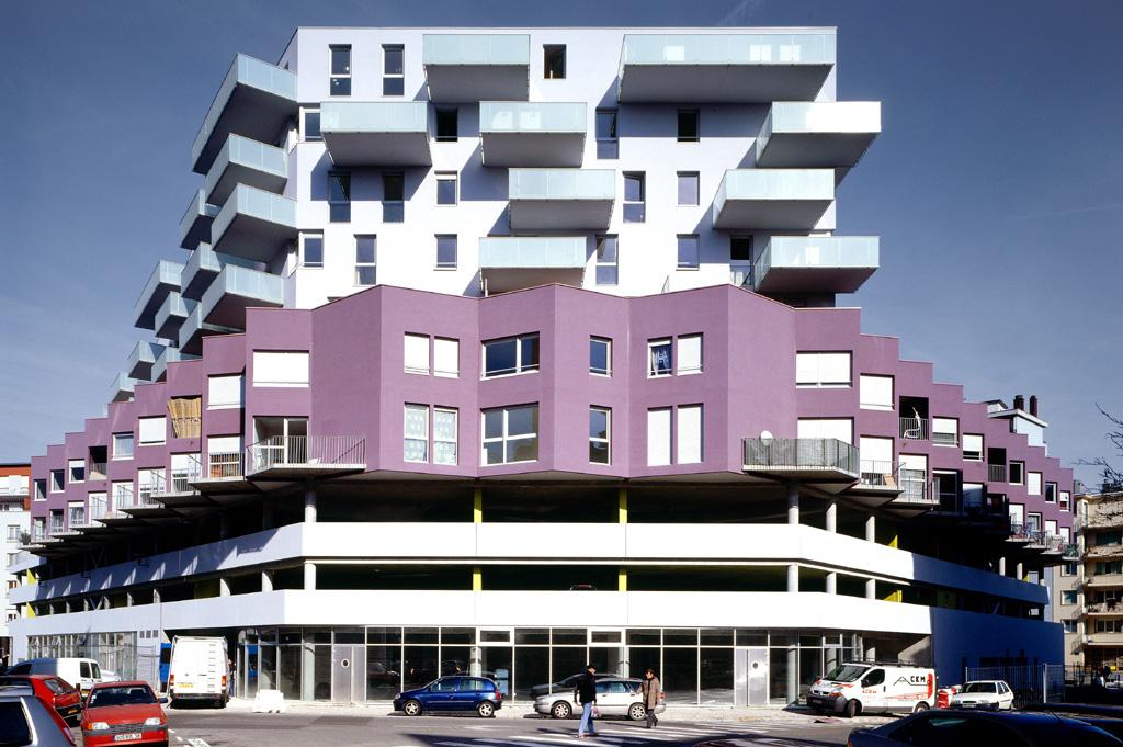 Immeuble mixte (@A. Morin)