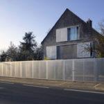 Maison icône à Fleury-les-Aubrais (Loiret), de Remi Pascal et Pierre Bouillon