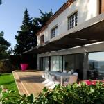 Villa Carbonel à Sanary (83), pour la vue sur la mer, sûrement