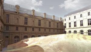 Louvre (@Rudy Ricciotti)