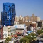La Blue Tower, symbole du dynamisme de New York