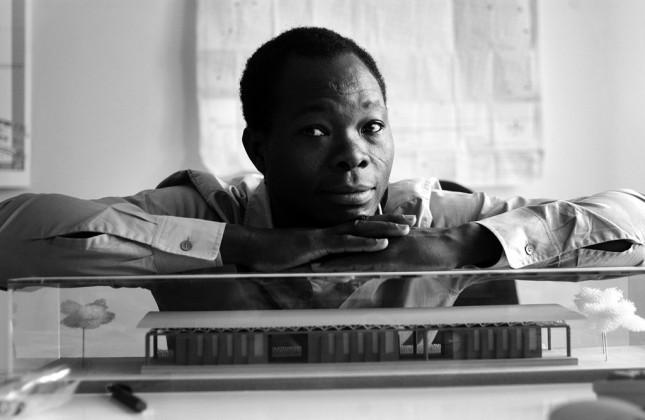 Diébédo Francis Kéré @David Hede