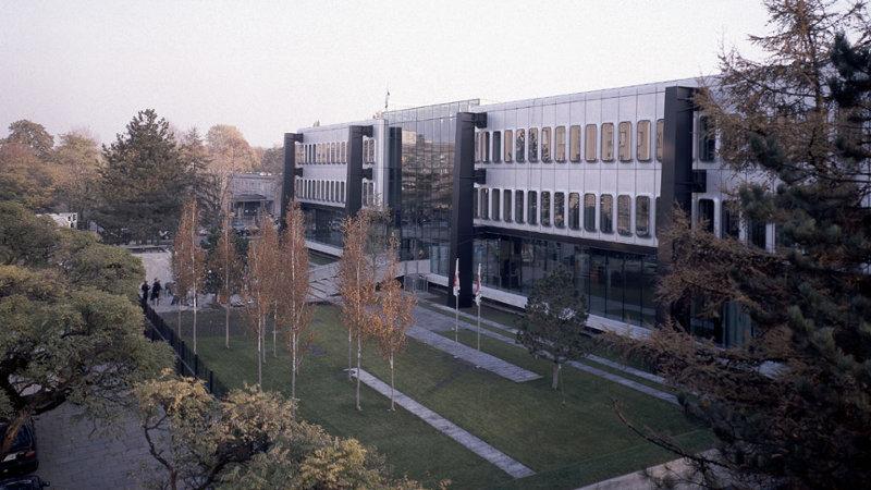 A Varsovie, une ambassade contemporaine pétrie d'histoire(s)