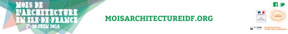 Vers le site du Mois de l'Architecture en Ile de France