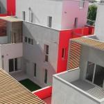 Des logements sociaux comme des maisons de ville