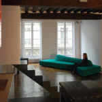 Loft Story dans un appartement dans le Marais