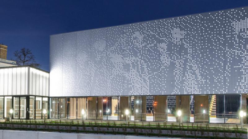 Monéteau : un projet architectural réussi, le projet culturel aussi
