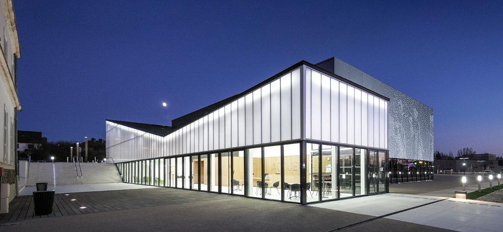 Mon teau un projet architectural r ussi le projet for Projet d architecture