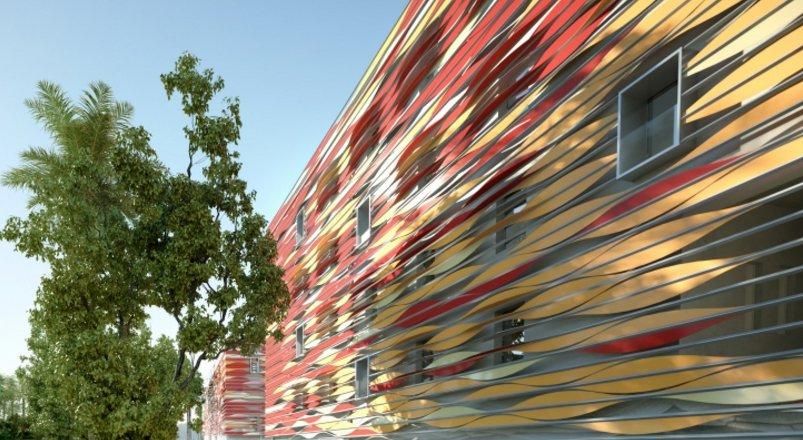 High Tech Architektur: Au CHU De Pointe-à-Pitre, Architecture-Studio, BABEL Et A