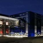 Réaménagement de la gare de Jeumont (59) en plateforme d'art et de technologie numérique