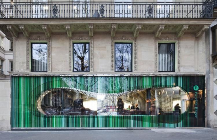Patrick Roger Chocolatier - Architecte X-TU architects