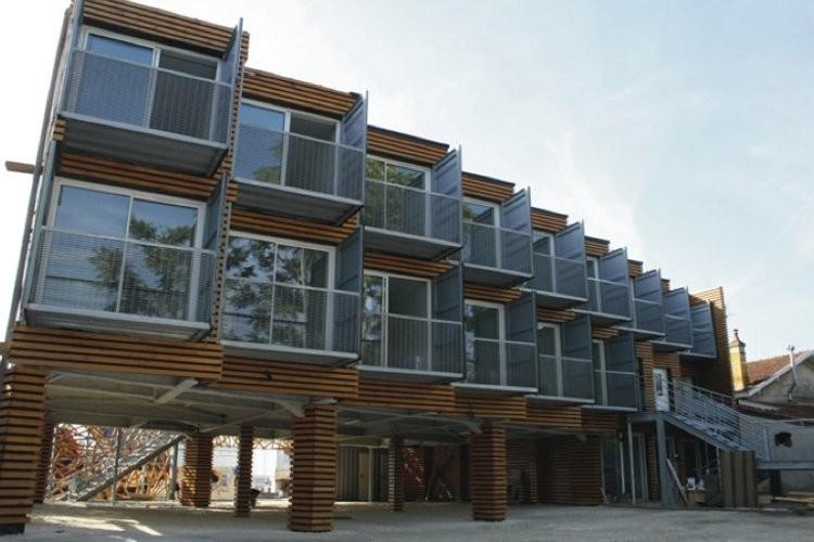 21 'logements' à Bègles @KIHA Conception