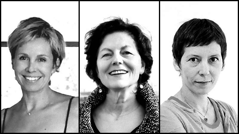 Regards croisés : Corinne Vezzoni / Gaëlle Péneau / Manuelle Gautrand