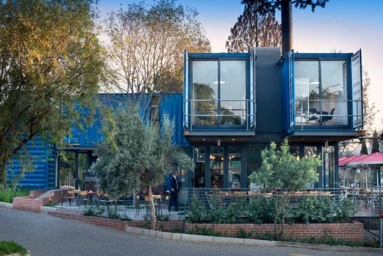 Centre communautaire en Afrique du Sud @ Earthwoorld Architects