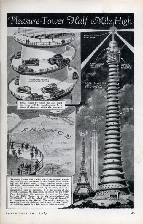 phare du monde