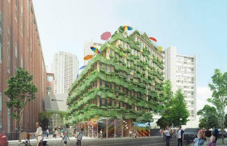 @ Manuelle Gautrand architecture