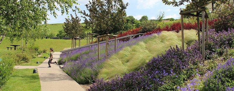 Concours 5 me dition des victoires du paysage for Architecture des jardins et du paysage