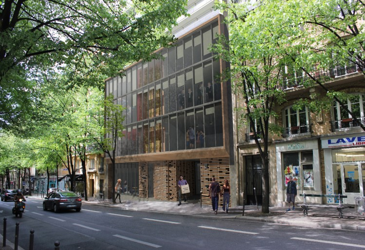Gambetta @Secousses atelier d'architecture