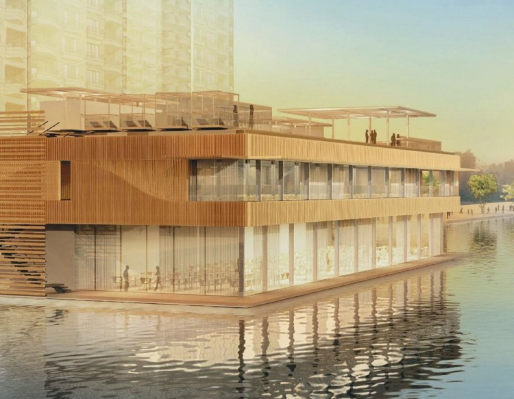 The Nile boat @GM Architects