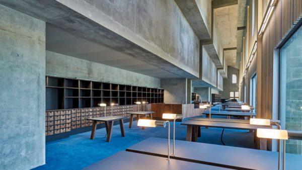 Contre le vice de l'oubli, le nouvel hôtel des archives de Bordeaux
