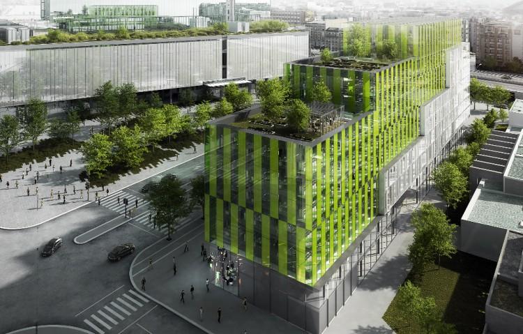 Ré-Génération-S - Reinventer.Paris N2 - 2015 - vue jour 02©XTU