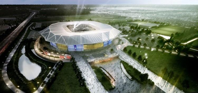 Stade de Lyon @Populous