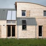 Une maison a-typique dans le Finistère