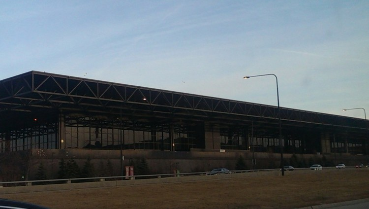 McCormick Place Lakeside Center @Preservation Chicago