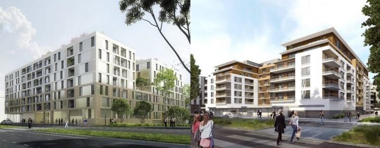 Avant/Après : Projet Grange Dame Rose, Velizy @Maires Reconstructeurs