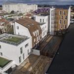 16 logements à caractère social signés Atelier Gemaile Rechak