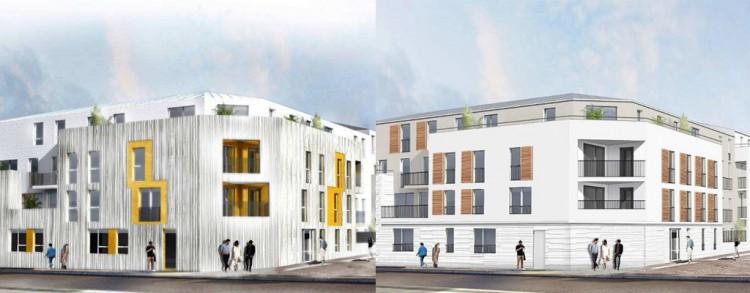 Avant/Après : Projet Laugier, Argenteuil @Maires Reconstructeurs