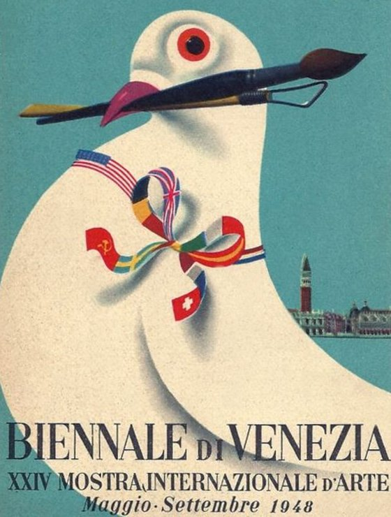 Venise 1948 @Gian Carlo Rossetti