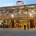 Rosa Parks, une nouvelle gare RER E à Paris