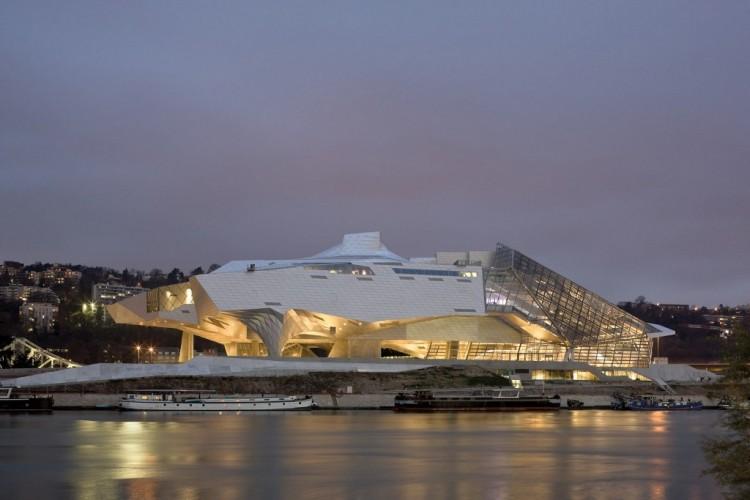 Musée des confluences Lyon@Coop Himmelb(l)au