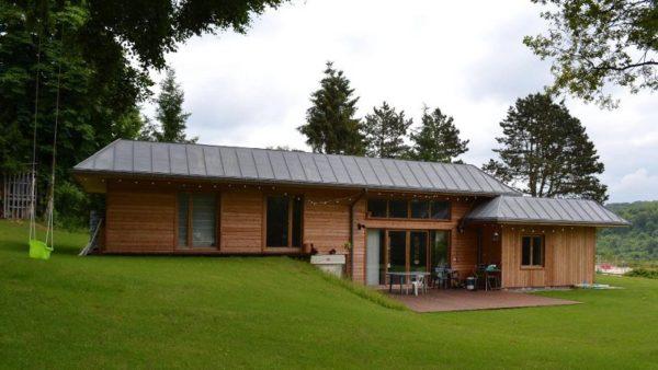 Pour un retour de l'architecte dans la petite maison de la prairie