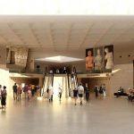 SEARCH à pas de Louvre sous la pyramide