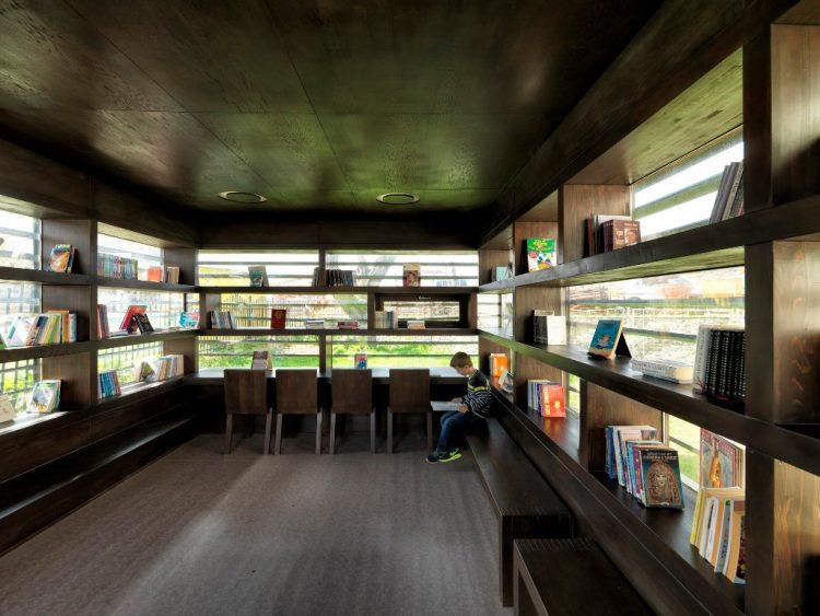 Bibliothèques Bunateka – Kosovo @AKTC - Cemal Emden