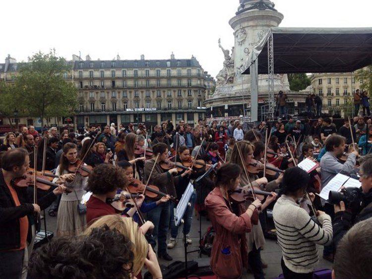 @Nuit Debout