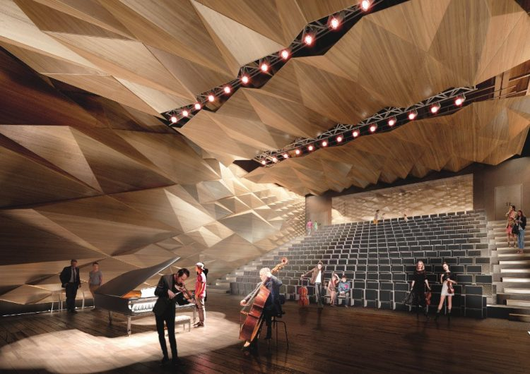 Auditorium @Tetrarc