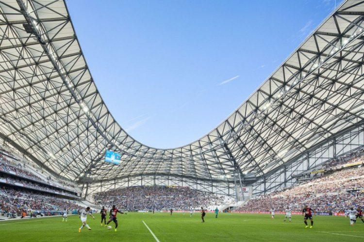 Le Vélodrome à Marseille @SCAU