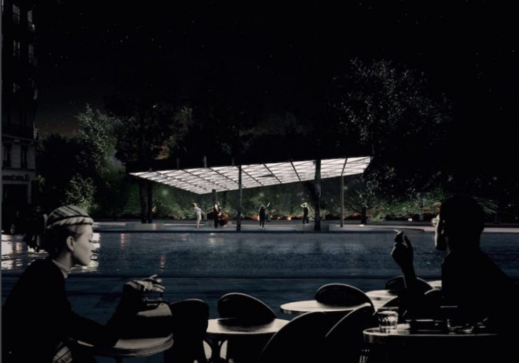 Les reflets de la mémoire@Yoda architecture X Mirage