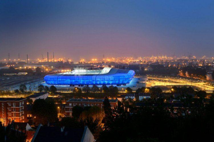 Stade du Havre @SCAU