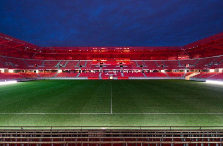 Stade du Hainaut - Valenciennes @SCAU