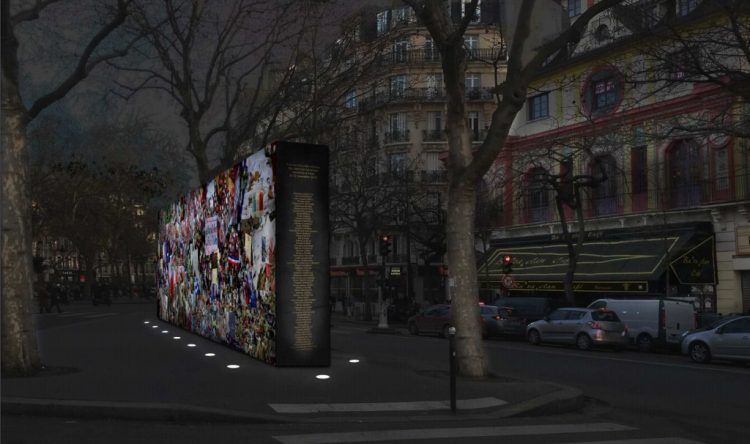 Mur de la liberté @ P. Valent