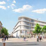 Le Printemps de Poitiers transformé en logements de standing par Ateliers Lion