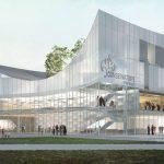 Tetrarc construira le Conservatoire de Rennes dans le quartier populaire du Blosne