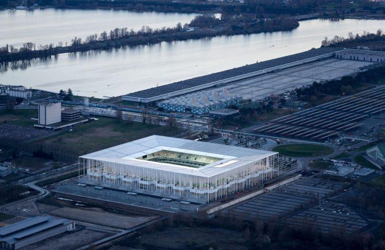 Stade de Bordeaux @Herzog & de Meuron