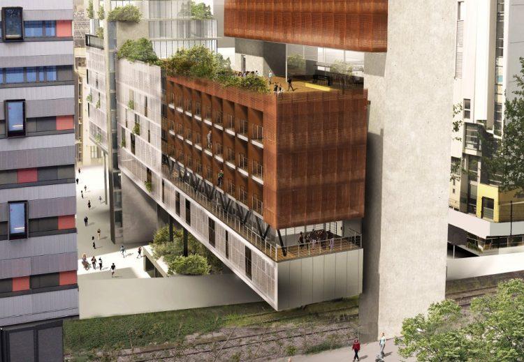 Projet Icare @Les étudiants de l'ENSA Val-de-Seine