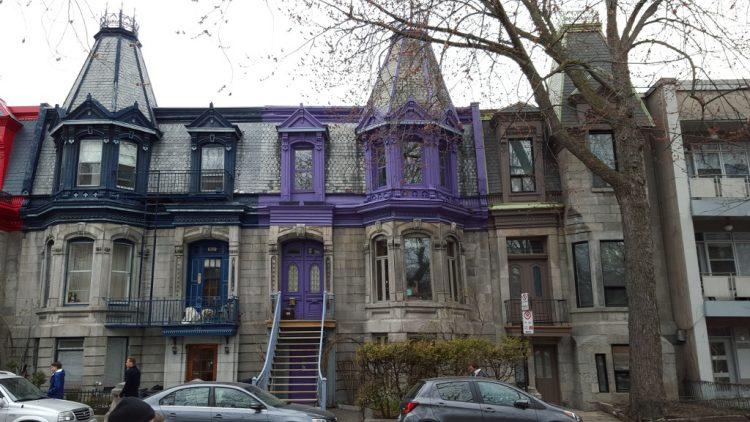 rue de Laval - quartier du plateau @L.M.