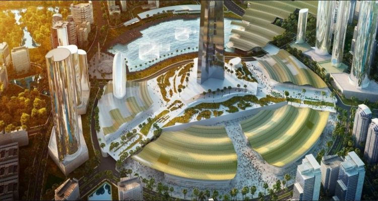 Jeddah Mall @Valode & Pistre